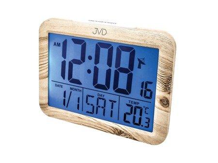 Budzik JVD STEROWANY RADIOWO 13,5 cm RB27.1