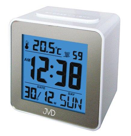 Budzik JVD STEROWANY RADIOWO termometr RB9234.2
