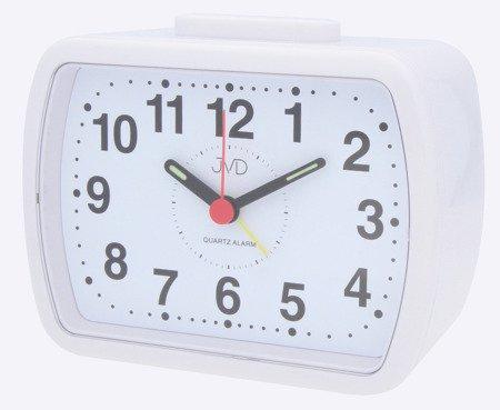 Budzik JVD duży belle alarm czytelny 11,5 cm SR309.1