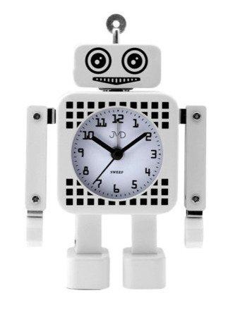 Budzik dziecięcy robot  RUCHOMY SRP2304.2