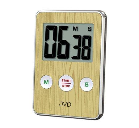 Minutnik JVD stoper NOWOCZESNY DM9206.1