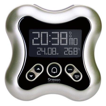 Zegar/Budzik OREGON projektor STEROWANY RADIOWO RM 331 TIT
