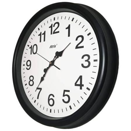 Zegar GIGANT sterowany RADIOWO cichy ATE2050DCF1