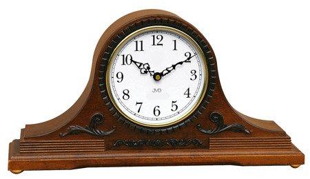 Zegar JVD kominkowy drewniany z kurantami HS11.3