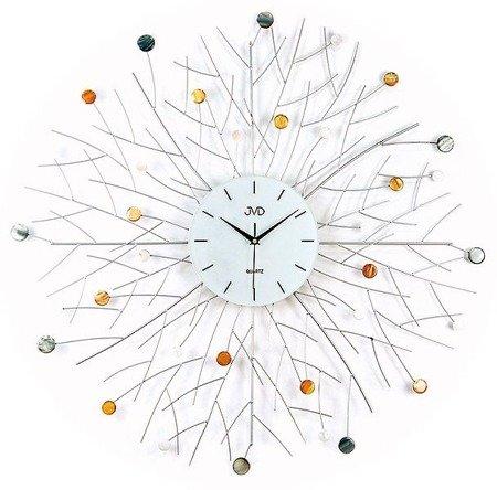 Zegar JVD ścienny BARDZO DUŻY 80 cm DESIGNERSKI HJ65