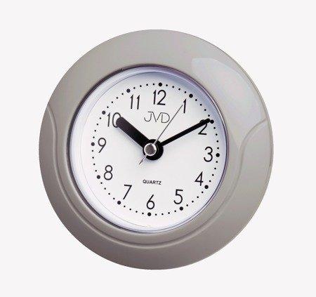 Zegar JVD ścienny ŁAZIENKOWY 13,5 cm cichy SH33.2