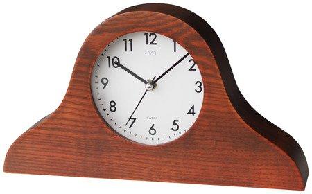 Zegar JVD stojący kominkowy drewniany cichy HS19.2
