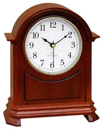 Zegar JVD stojący kominkowy drewniany z kurantami HS12.3