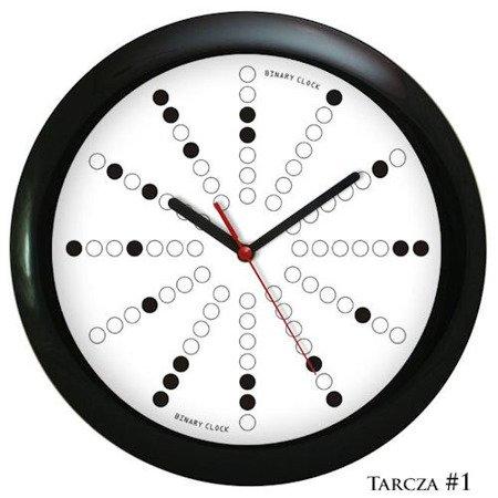 Zegar matematyczny binarny ścienny ATE935M-1