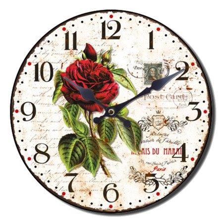Zegar ścienny JVD RETRO NB14