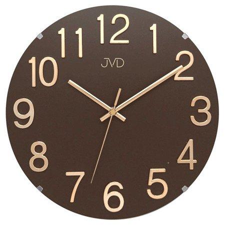Zegar ścienny JVD nowoczesny  HT98.2