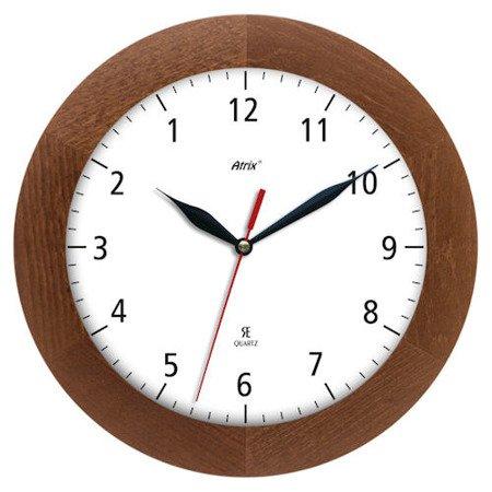 Zegar ścienny anti-clock drewniany ACW300AZ1 CD