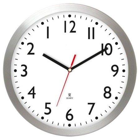 Zegar ścienny chodzący do tyłu AL2412 ZW